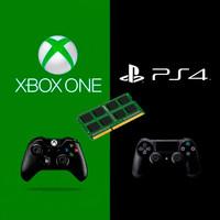 PS4 vs Xbox One: especificaciones de la RAM