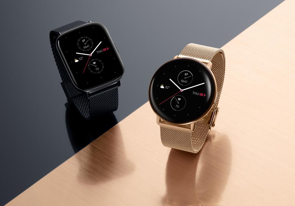 El Amazfit Zepp E llega a España: precio y disponibilidad oficiales del nuevo smartwatch con formato circular o rectangular