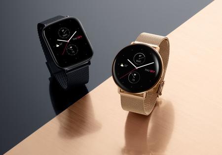 El Zepp E llega a España: precio y disponibilidad oficiales del nuevo smartwatch con formato circular o rectangular