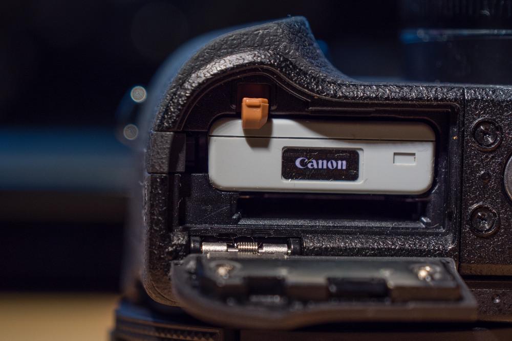 Foto de Canon PowerShot G1X Mark III (34/36)
