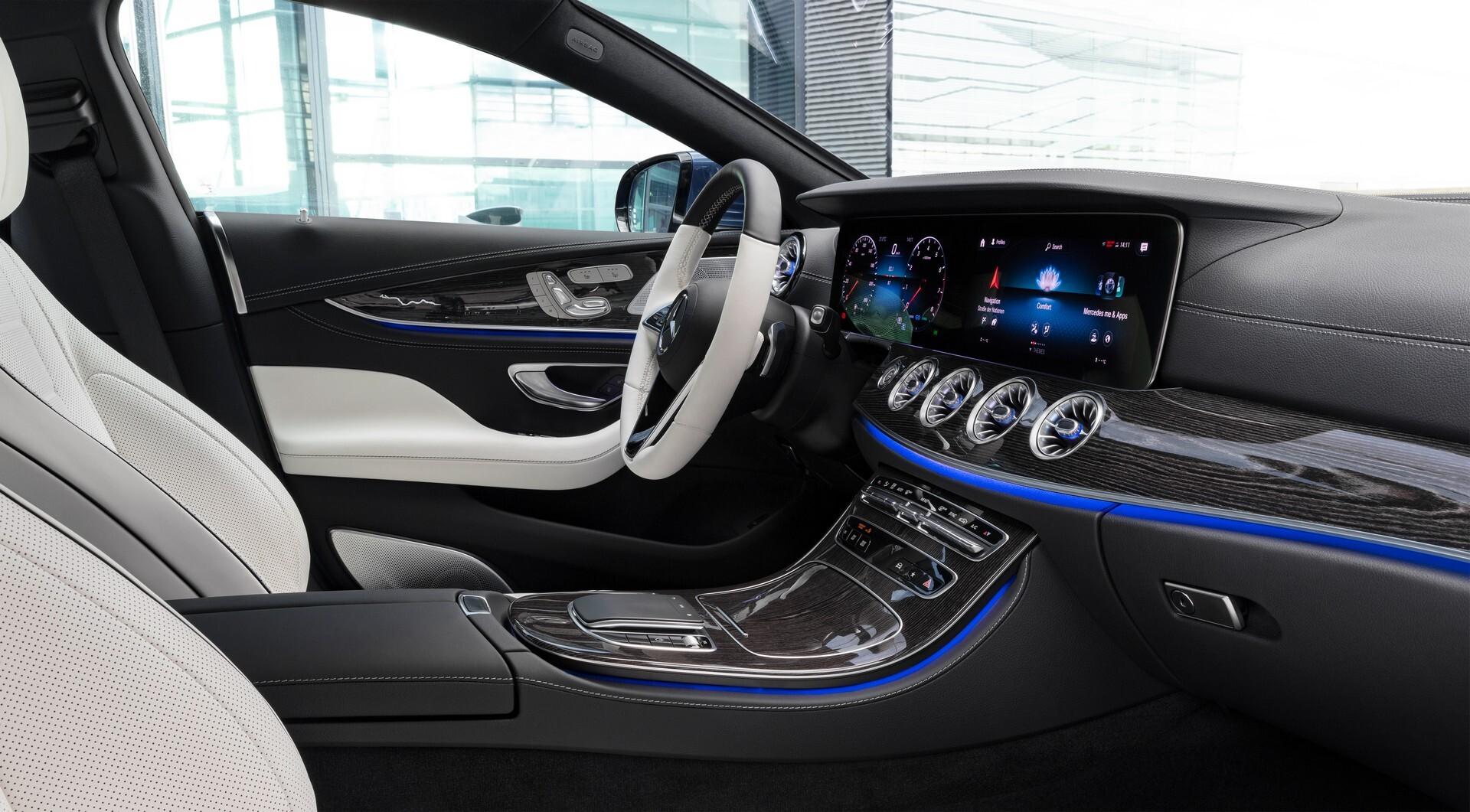 Foto de Mercedes-Benz CLS 2022 (32/63)