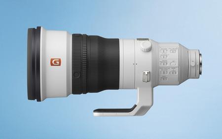 Sony FE 400mm F2.8 GM OSS, nuevo súperteleobjetivo de alta calidad para profesionales del deporte o la naturaleza