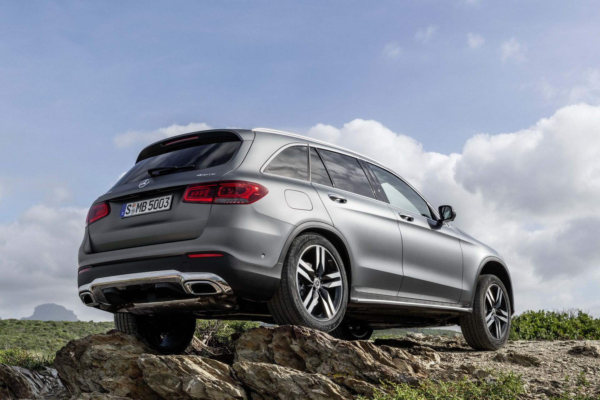 Foto de Mercedes-Benz GLC 2020 (6/18)