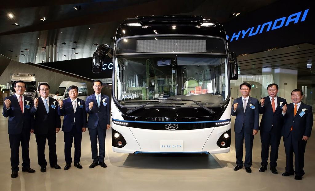 Hyundai Truck Mega Bus Fair