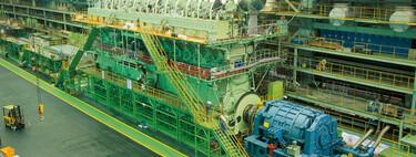 El motor diésel más potente del mundo se llama Wärtsilä RT-flex96C y es una inmensa mole de 80.080 kW y 7,6 millones de Nm