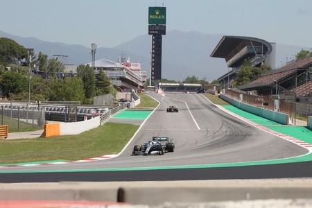 Formula 1 Montmelo 2019