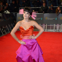 Lily Allen BAFTA 2014
