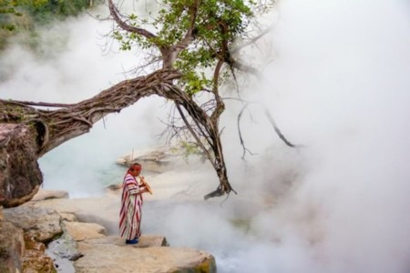 Cuidado: este río peruano está tan caliente que causa quemaduras de tercer grado