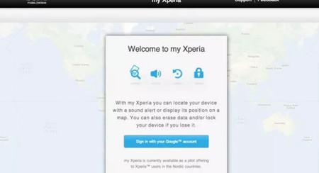 ¿Dónde está mi Xperia? Sony cierra su servicio de localización de teléfonos 'My Xperia'