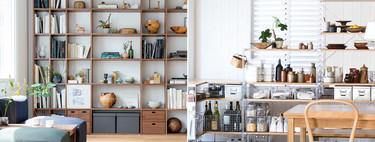 Si no te gustan los muebles de tu casa, Muji te ofrece una alternativa. Alquilarlos por 6€ al mes