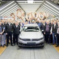 Volkswagen Passat llega a los 30 millones de unidades producidas en el mundo