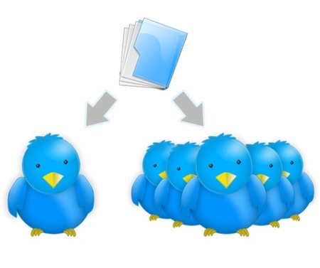 Comparte archivos con tus contactos de Twitter gracias a FileTwt