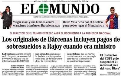 De Guindos, la corrupción y la 'marca España'
