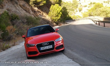 Audi A3, sportback, sedán y S3, presentación y prueba en Málaga (parte 2)