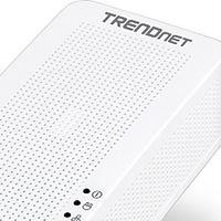 TRENDnet Powerline 200 AV PoE+, un PLC de baja velocidad pero capaz de llevar energía a tus dispositivos