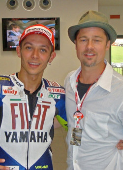 ¿Cuánto mide Valentino Rossi? - Altura - Real height 650_1200