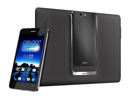 Asus Padfone Infinity, el interesante concepto de móvil más tablet recibe su renovación