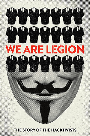 We Are Legion Poster