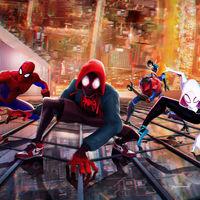 El alucinante detalle de 'Spider-Man: Un nuevo universo' que une técnica y narrativa de forma magistral
