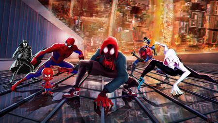 El Alucinante Detalle De Spider Man Un Nuevo Universo Que Une