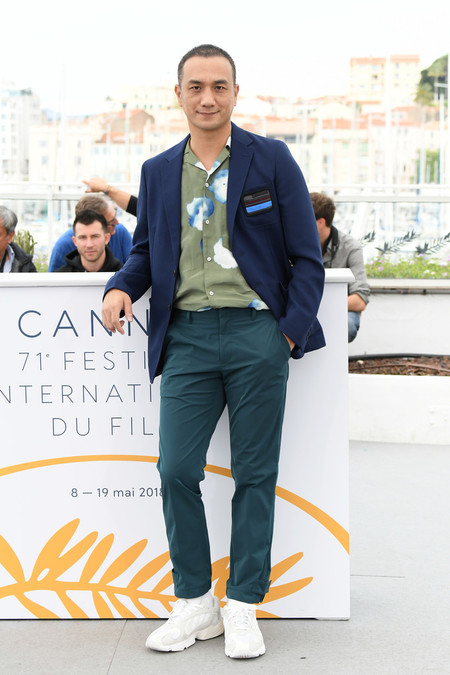 Jue Huang Long Day S Journey Into Night Di Qui Zui Hou De Ye Wan Photocall The 71st Annual Cannes Film Festival