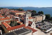 Zadar: el órgano de mar y el saludo al sol