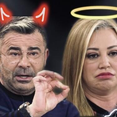 Sale a la luz lo que pasó entre Belén Esteban y Jorge Javier Vázquez tras la gran bronca en 'Sálvame'