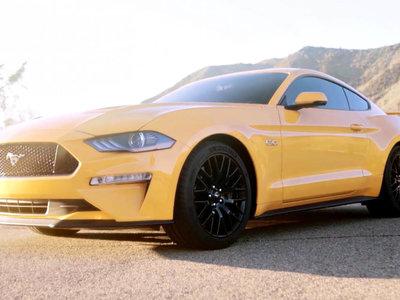 ¿Sabrías diferenciar al Ford Mustang 2018? Aquí tienes un minuto y medio del nuevo pony car en vídeo para intentarlo