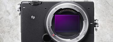 Sigma FP, la marca anuncia por sorpresa una nueva sin espejo de formato completo que promete ser las más pequeña del mercado