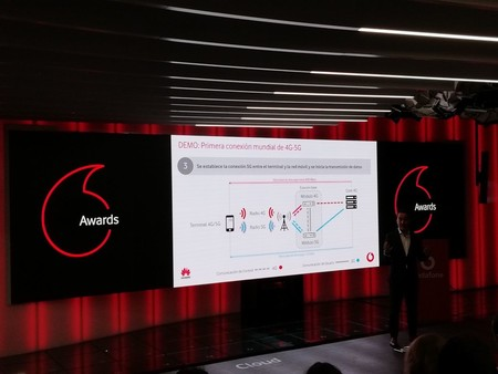 Vodafone Llamada 5G