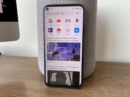 Squid App Huawei Navegador