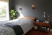 Puertas abiertas: un dormitorio con mucha personalidad