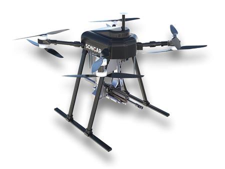 25 kilos, 200 balas y una ametralladora montada: así es el dron armado que llegará a Turquía a finales de año