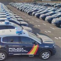 El Grupo PSA nutrirá la flota de coches de policía con 1.551 modelos Peugeot, Citroën y Opel