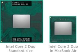 El procesador especial del Macbook Air podría dar el salto al PC