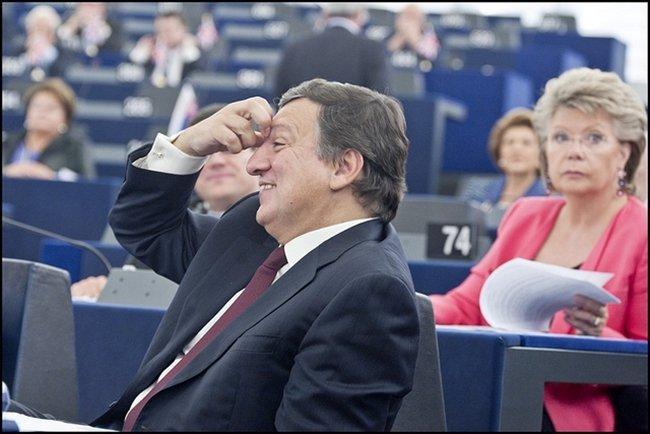 Barroso, el engañado