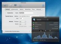 Viscosity, un cliente shareware para gestionar tus conexiones VPN en Mac OS X