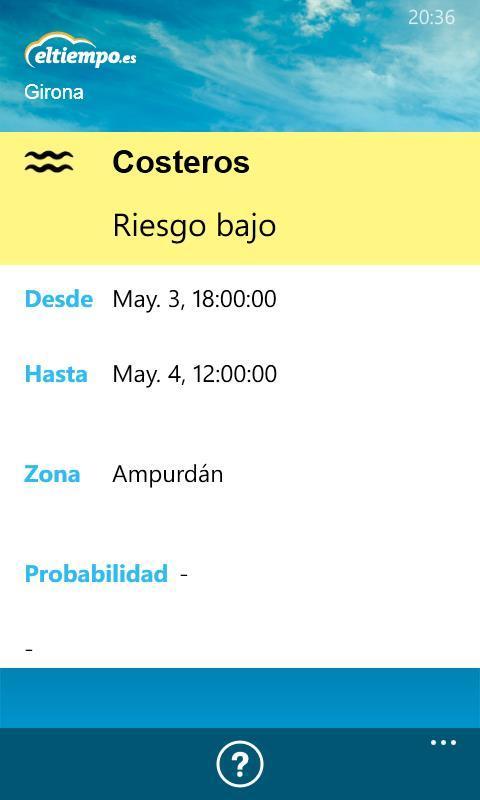 Foto de Eltiempo.es para Windows Phone 8.1 (13/18)