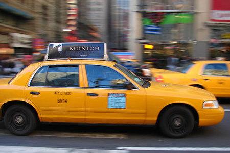 ¿Cuánto cuesta un taxi en Nueva York?