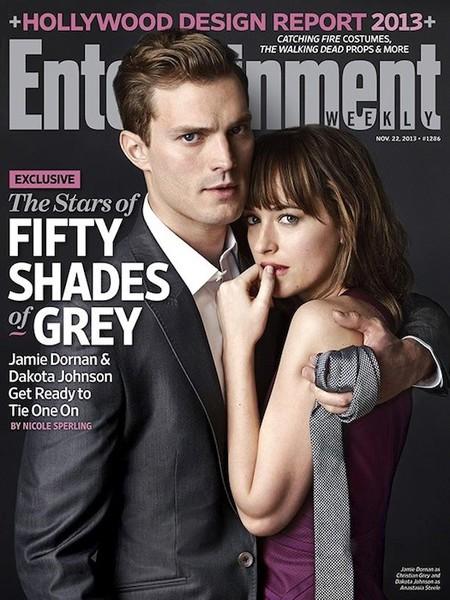 Señores, esto se pone serio ¡Primeras fotos de 50 sombras de Grey!