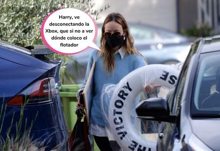 ¡Una de mudanzas! Harry Styles tiene nueva compañera de piso: Olivia Wilde (y su historia de amor sigue avanzando)