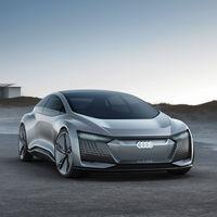 Audi Aicon: el coche futurista con inteligencia artificial que no necesita volante, pedales ni cinturón de seguridad