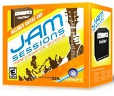 Jam Sessions con amplificador