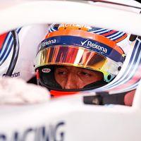 Robert Kubica está a un paso de volver a la Fórmula 1 en 2019 de la mano de Williams
