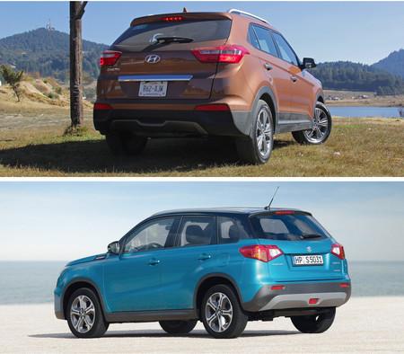 Hyundai Creta Vs Suzuki Vitara