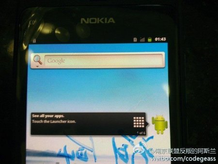 En un futuro alternativo, Nokia hubiera adoptado Android