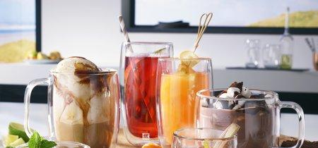 Sorrento la nueva colección de vasos de Zwilling para servir las bebidas más refrescantes en verano