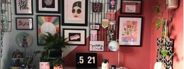La renovación paso a paso de una minioficina en casa es la ganadora esta semana en Instagram