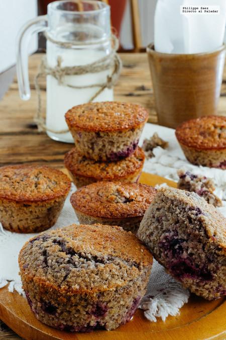 Muffins Avena