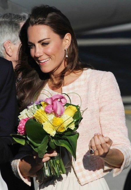 Catherine Middleton abandera en Canadá un estilo que nos gusta
